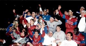Caxias Campeão Gaúcho de 2000