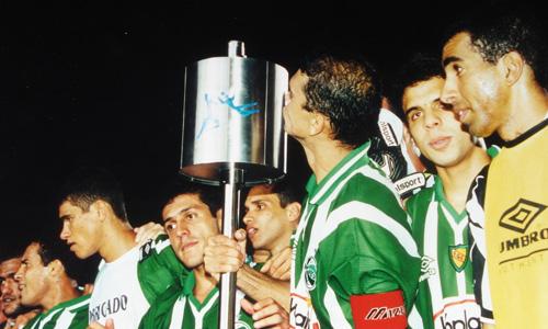 Juventude Campeão da Copa do Brasil de 1999