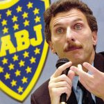 Macri na presidência do Boca Juniors