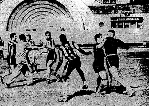 Portuguesa Botafogo