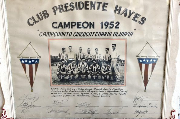 Club Presidente Hayes