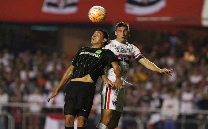 São Paulo Atlético Nacional
