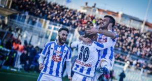 Pescara 5x0 Genoa