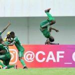 Zâmbia - Copa Africana Sub-20 2017