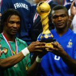 Rigobert Song e Marcel Desailly