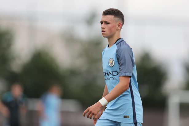 Phil Foden - Manchester City