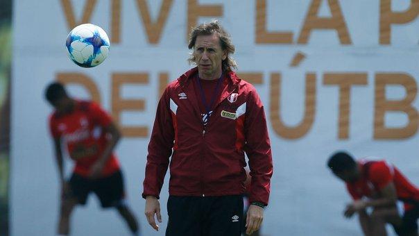 Ricardo Gareca Peru