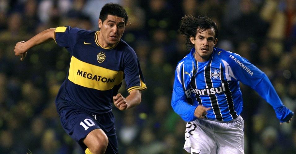 Grêmio Boca Juniors Libertadores 2017