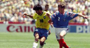 Brasil vs Rússia 1994 Copa do Mundo