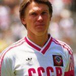 Oleg Blokhin URSS
