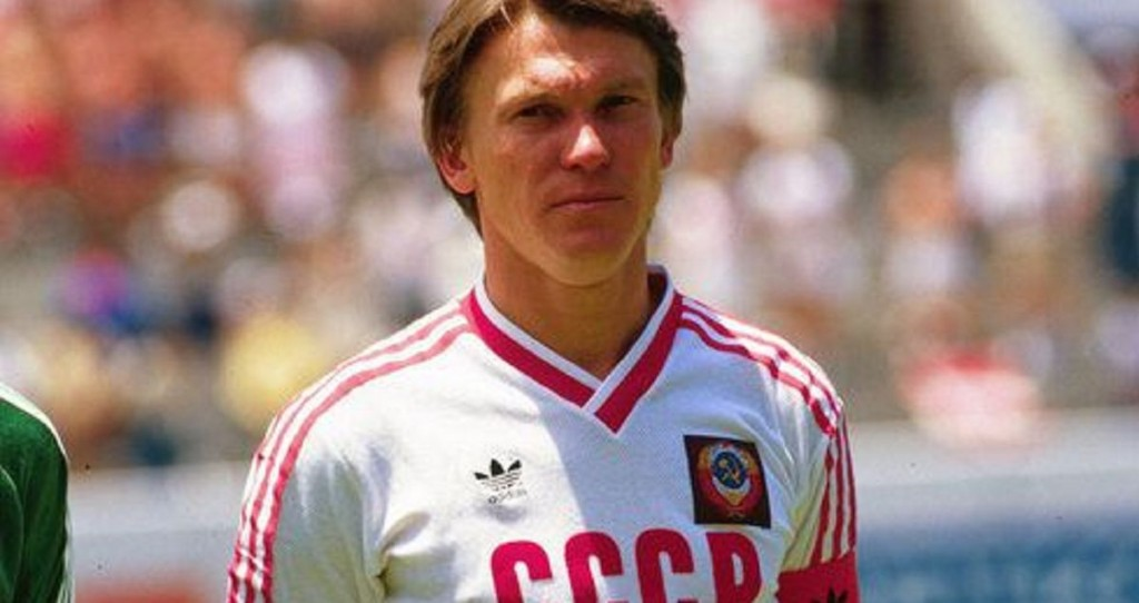 URSS Copa do Mundo 1986