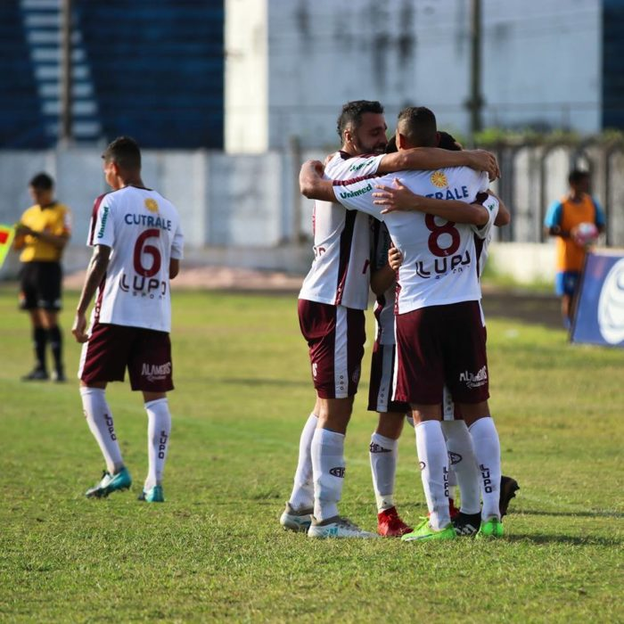 Ferroviária - Copa Paulista 2018