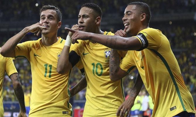 Seleção Brasileira 2018