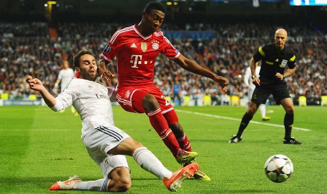 Bayern x Real Madrid
