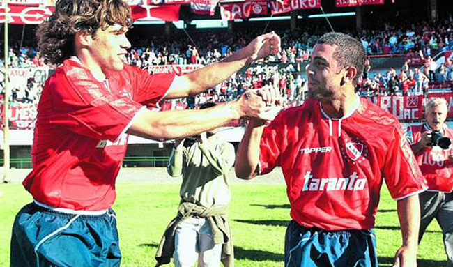 Campeonato Argentino - Independiente (2002)
