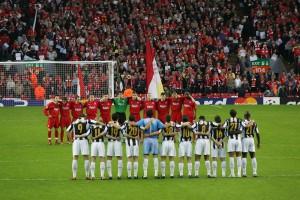 Liverpool x Juventus