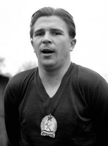 Ferenc Puskas - Hungria e Espanha
