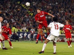 Milan x Liverpool