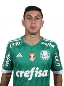 Palmeiras - Kauê- 19 anos - Atacante