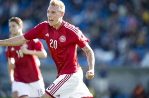 Nicolai Brock-Madsen - 23 anos - Atacante - Dinamarca