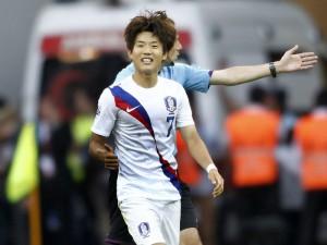 Ryu Seung-woo - 23 anos - Atacante - Coreia do Sul