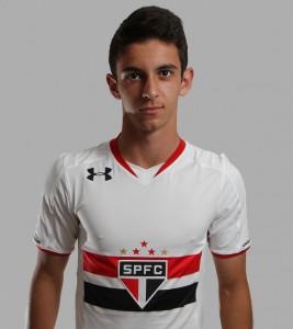 São Paulo - Shaylon- 19 anos - Meio-campistaiea