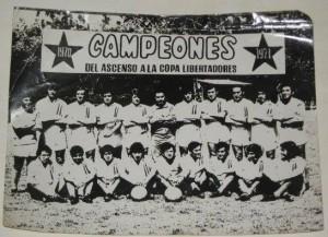 Unión San Felipe - 1971