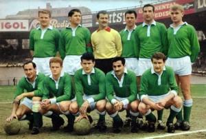 Saint-Étienne - 1963-64