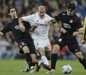 UEFA+Champions+League+Real+Madrid+v+Lyon+NhKQ_H0Ti0Nl