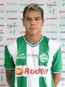 Internacional - Vitor Hugo - 19 anos- Meio-campista