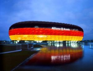 Alemanha (Foto: Allianz Arena, Munique  )