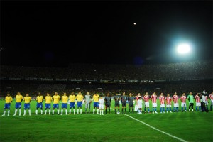 Brasil (Foto: Estádio do Arruda, Recife  )