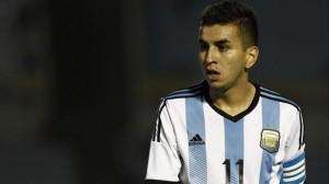 Ángel Correa - 21 anos - Atacante - Argentina