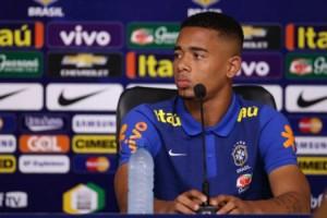 Gabriel Jesus - 19 anos - Atacante - Brasil