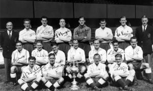 Tottenham - 1950/51