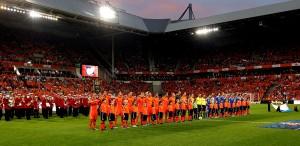 Holanda (Foto: Philips Stadion, Eindhoven  )